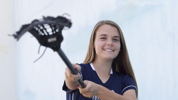 Newport Harbor High's Katie Hendrix is the Daily Pilot High School Athlete of the Week.