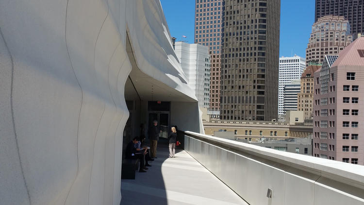 SFMOMA sneak peek