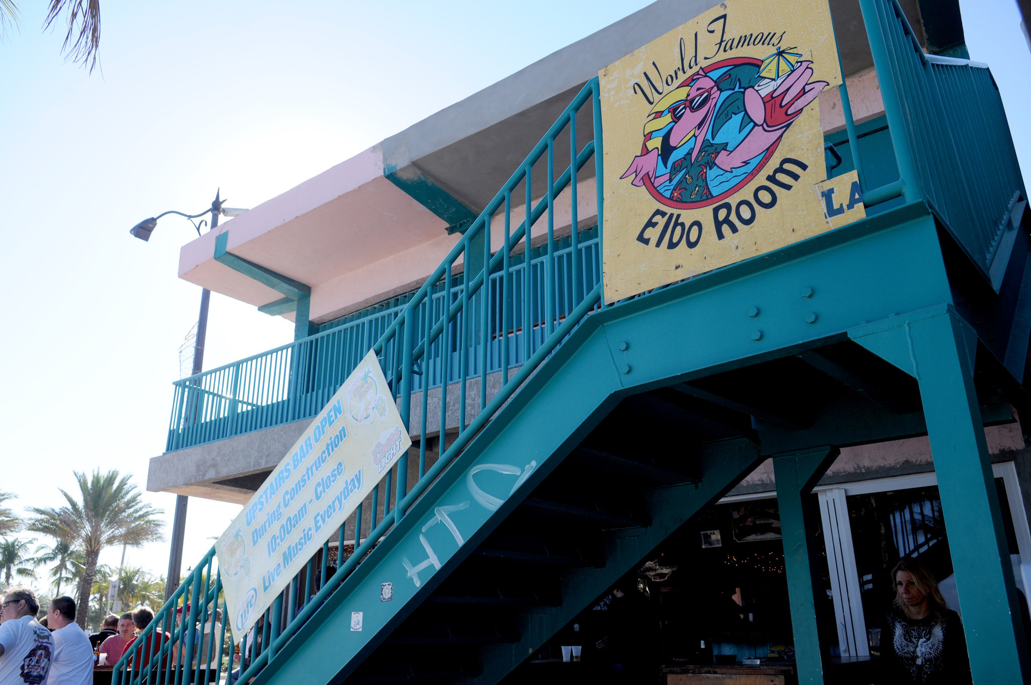 Land under famed Elbo Room for sale but bars owners say its