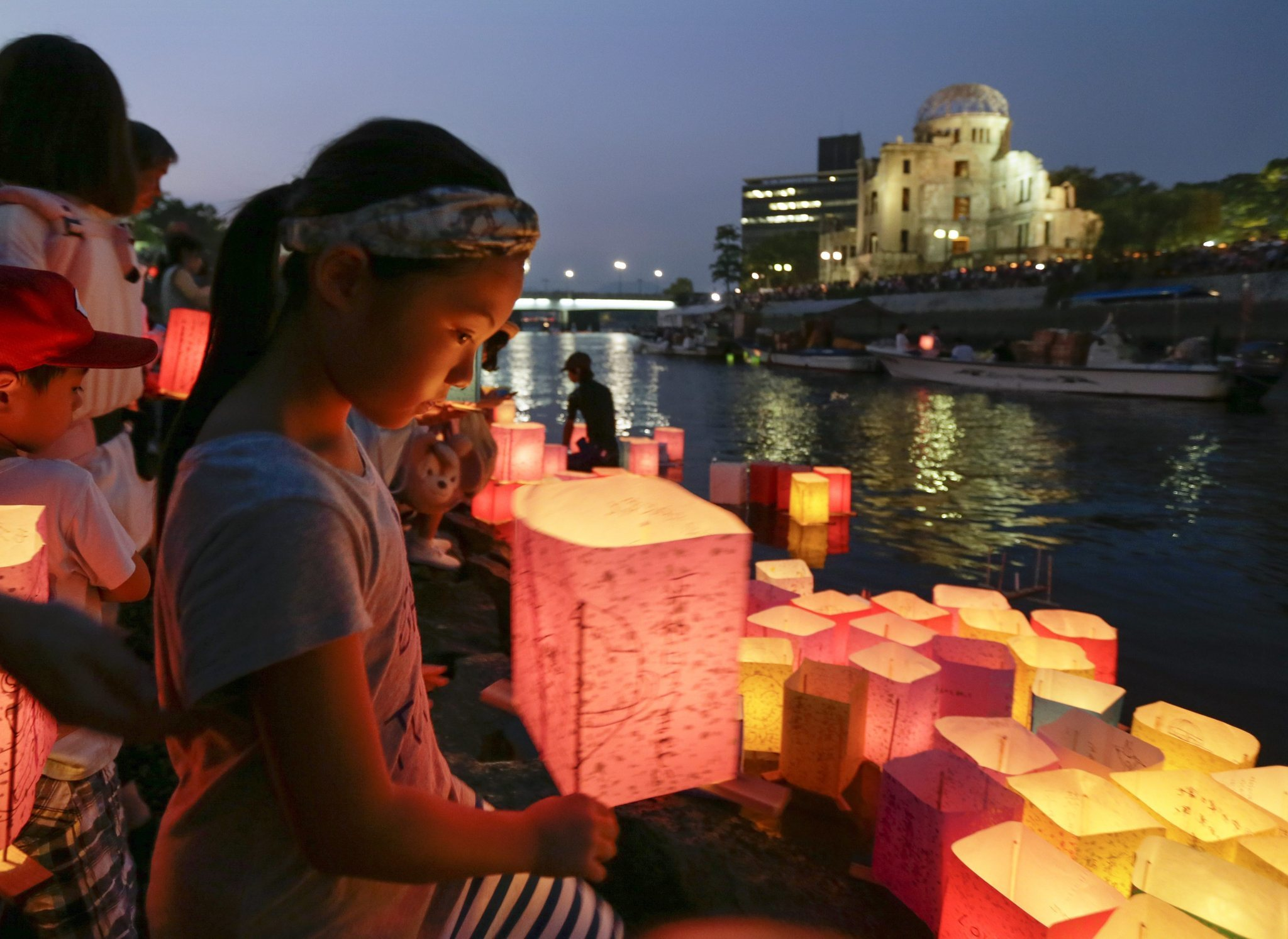 Japan doesn't want the U.S. to apologize for bombing Hiroshima. Here's why