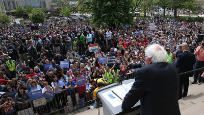 Workers wonder whether Bernie Sanders' fight for them will really help them compete - Los Angeles Times