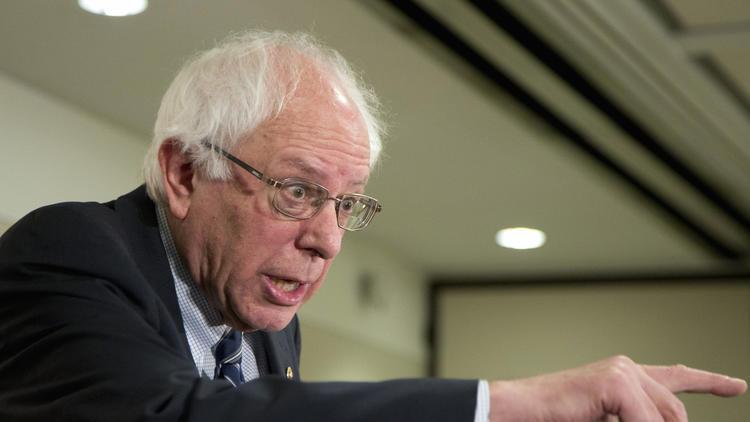 B ernie Sanders drops lawsuit against Democratic National Committee - Los Angeles Times