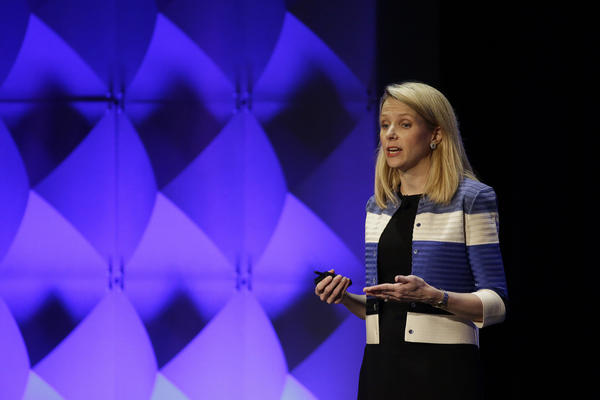 Yahoo's Marissa Mayer could get $55 million in severance pay