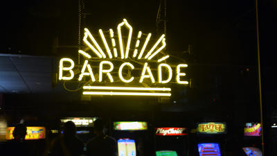 Barcade Brings Retro Arcade Games, Craft Beer To New Haven
