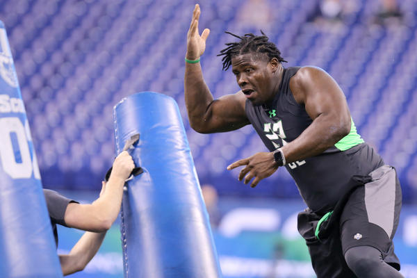 Ravens choose Michigan DT Willie Henry with 132nd overall pick