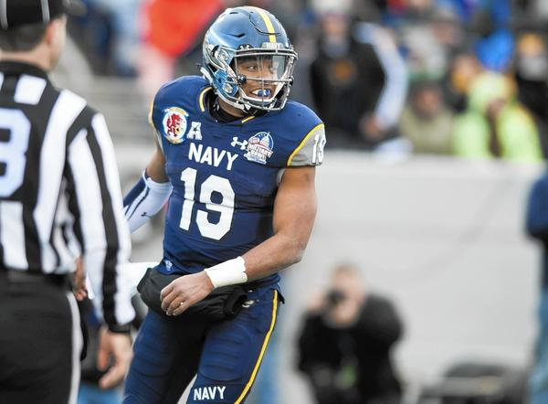 Keenan Reynolds excited about new team: 'I'm going to be a Raven'