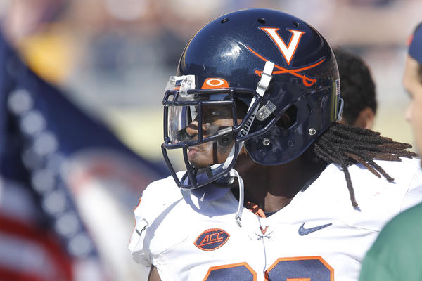 Ravens close their 11-man draft with Virginia cornerback Maurice Canady