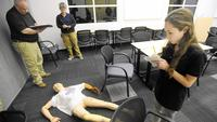Citizens Police Academy Week 3: It's not like TV: A look at crime scenes and investigations