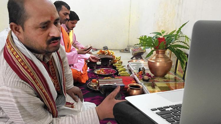 Hindu online services