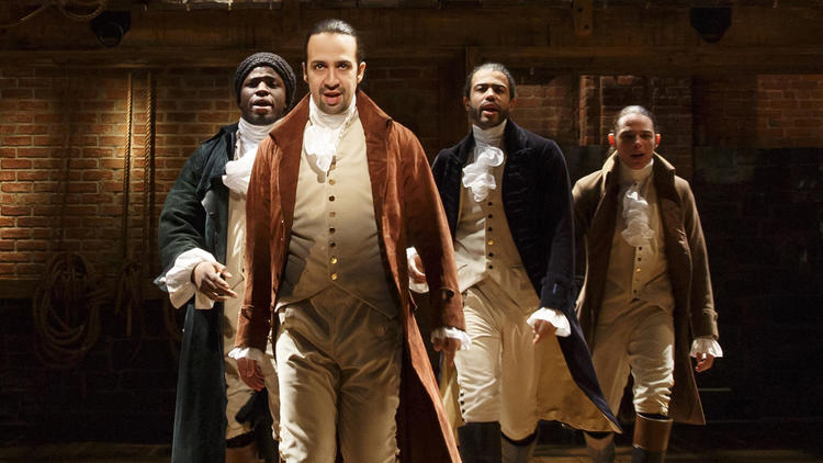'Hamilton' and the Tony Awards