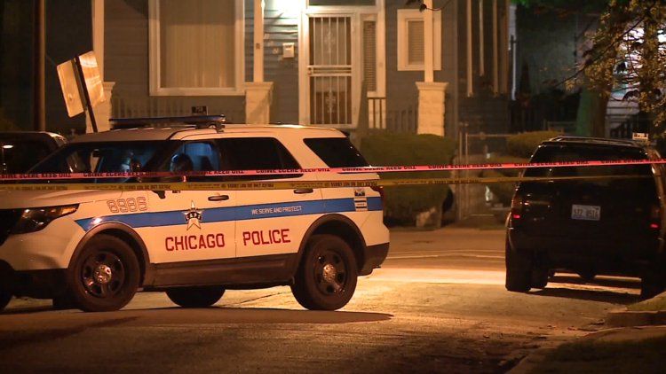 2 boys, 13 and 16, killed and another boy, 14, wounded, 2 teen boys shot, 1 fatally, in Englewood