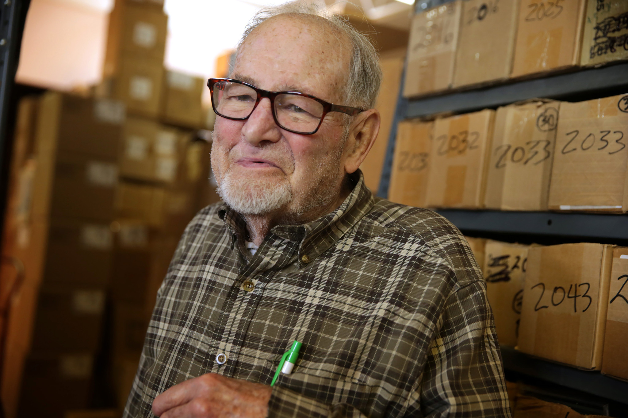At 83, Bob Koester opens his newest record store (and how it compares to Jazz Record Mart)