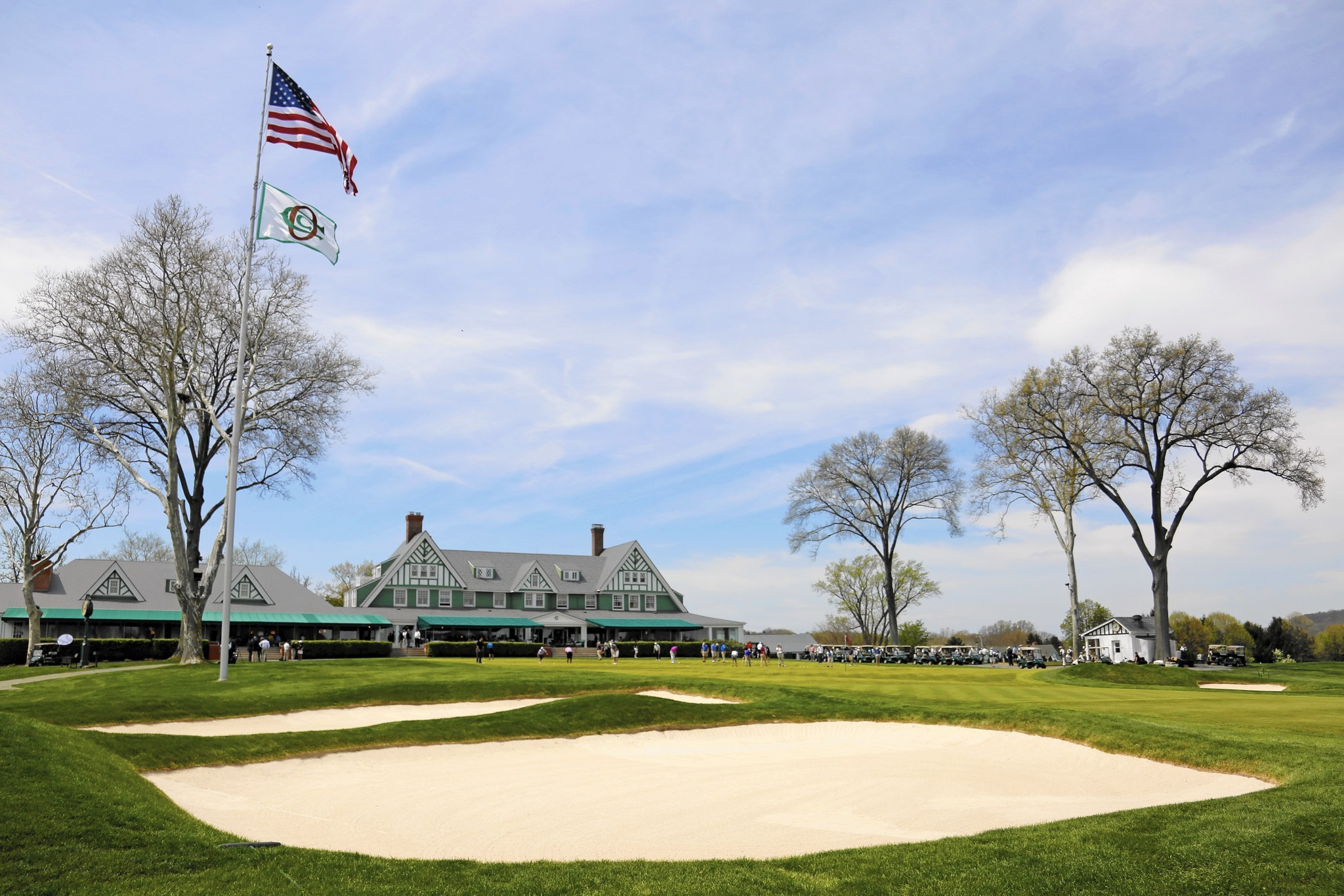 Oakmont 39 s love of difficult golf will be on display again for The oakmont