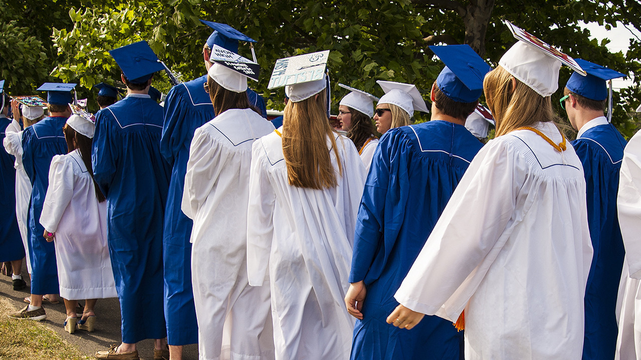 Blue And White Graduation Gowns - Wiring Diagrams •