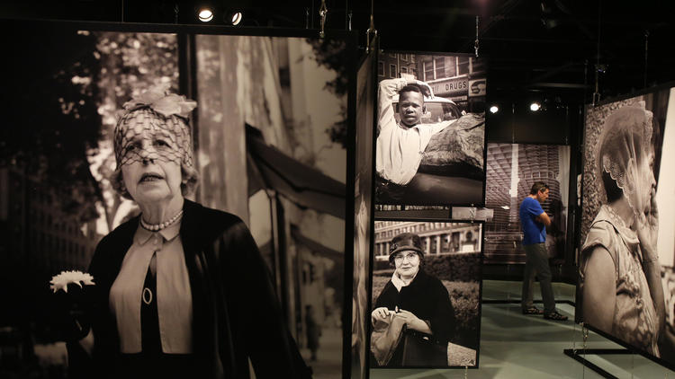 Photos: Vivian Maier exhibit