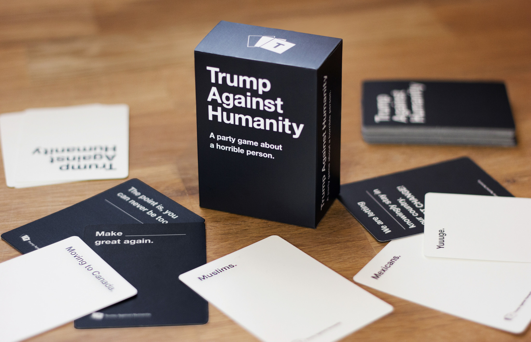 Donald Trump Inspires Cards Against Humanity Knockoffs Chicago Tribune