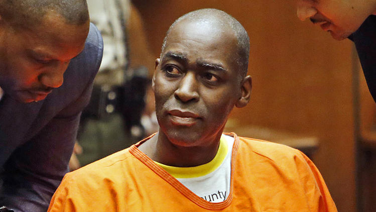 iPhone of Michael Jace's wife is accessed