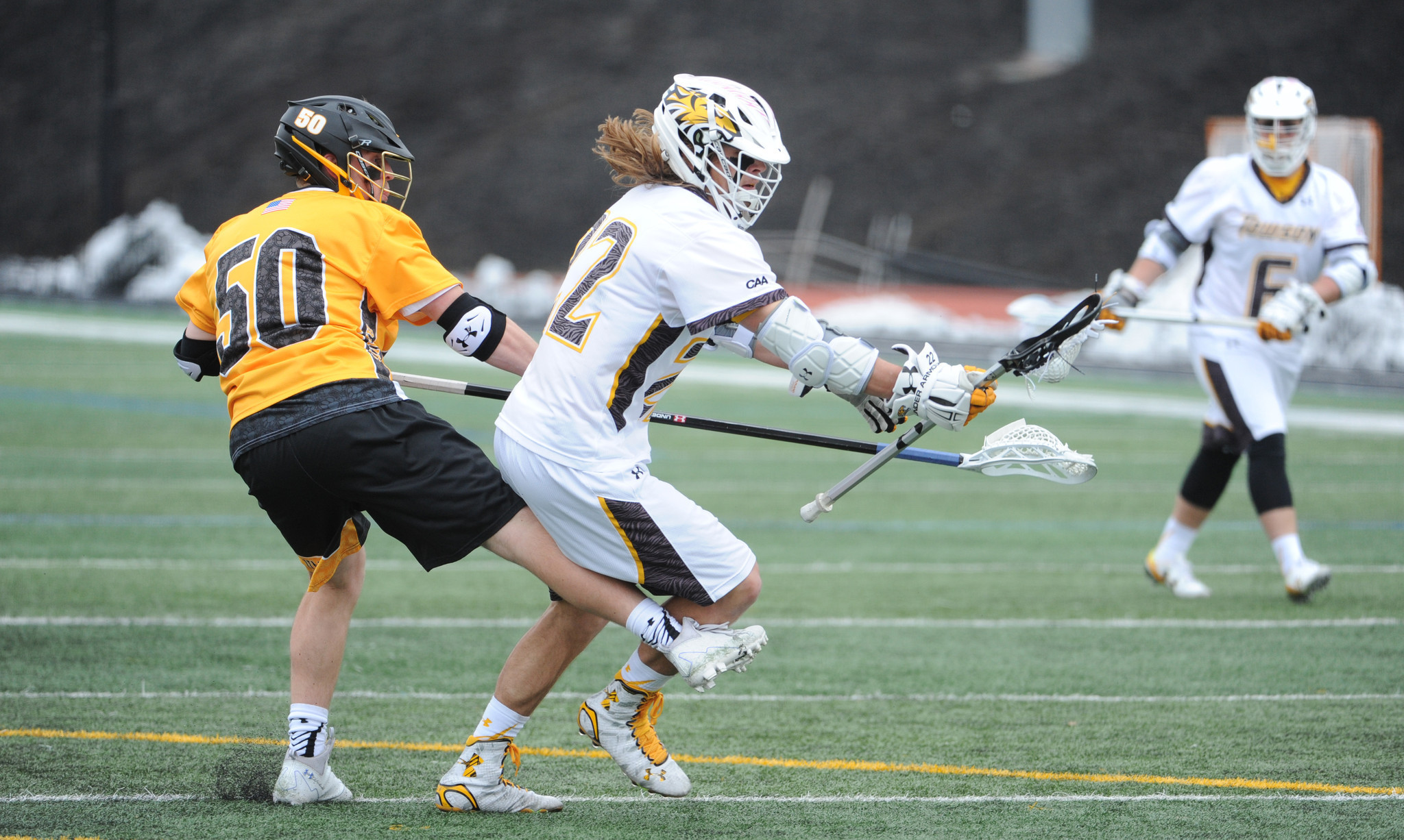 Towson's Ryan Drenner named CAA Co-Player of the Year in ...