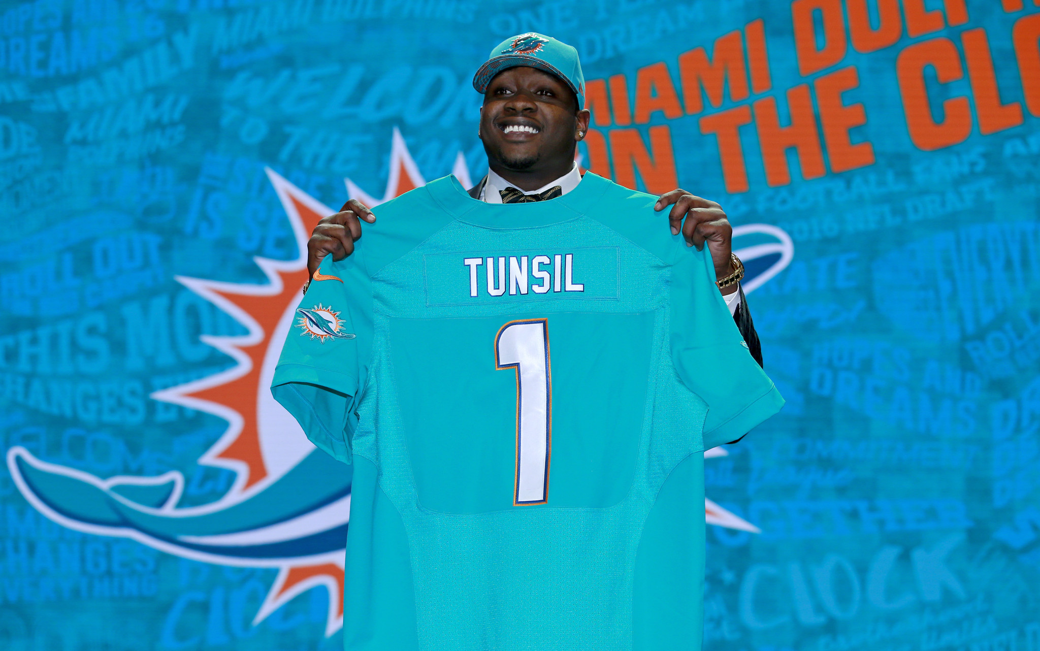 Ole Miss coach was shocked by Laremy Tunsil s ments at NFL
