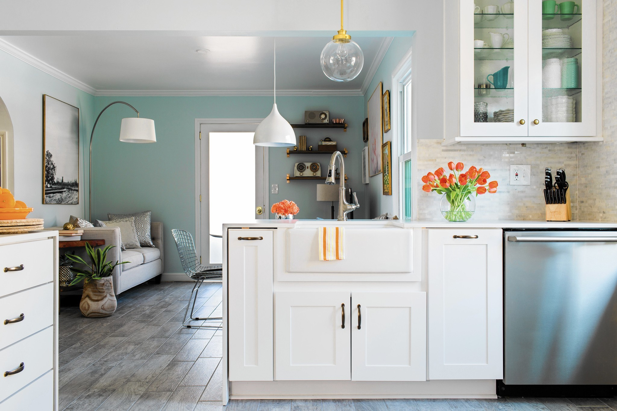 Replace, Reface, Refinish: A Tale of Three Cabinets - Orlando Sentinel