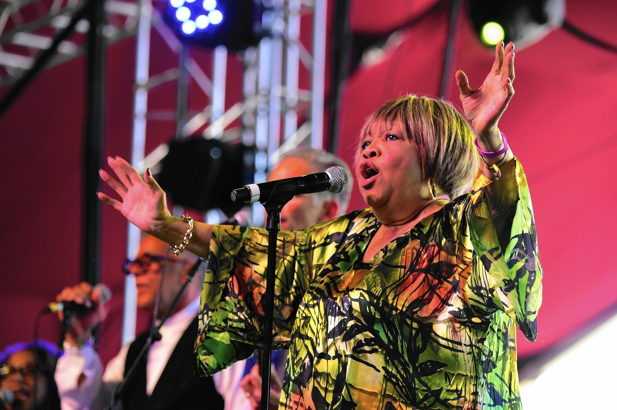 Review Mavis Staples and the Blind Boys of Alabama at the Broward