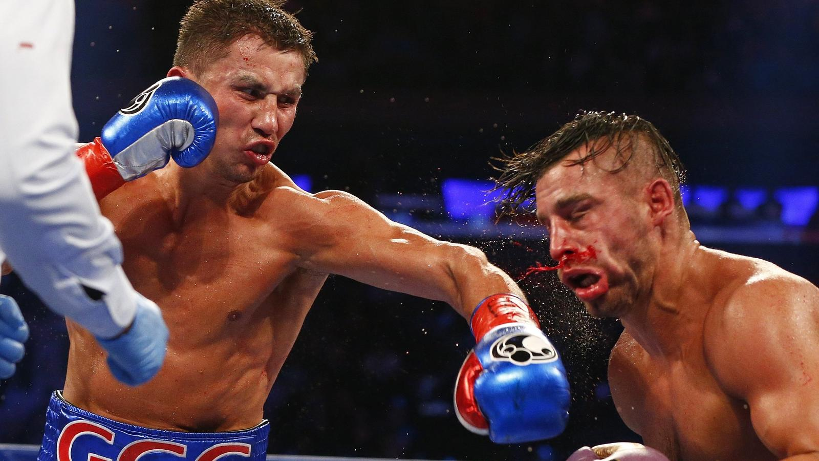 Canelo Alvarez v Gennady Golovkin confirmed as Julio Chavez Jr beaten