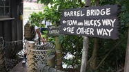 Tom Sawyer Island is Magic Kingdom's getaway