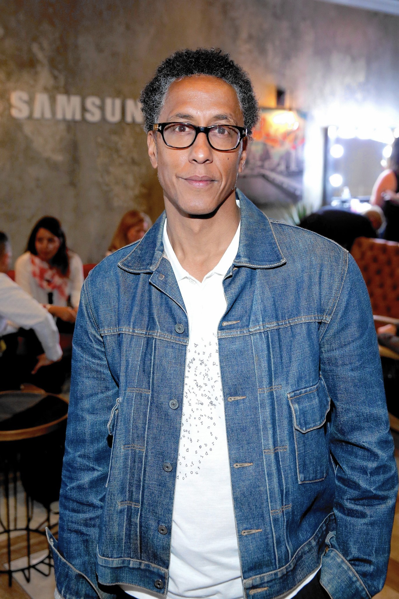 Andre Royo moves beyond Bubbles and \'The Wire\' at Maryland Film ...