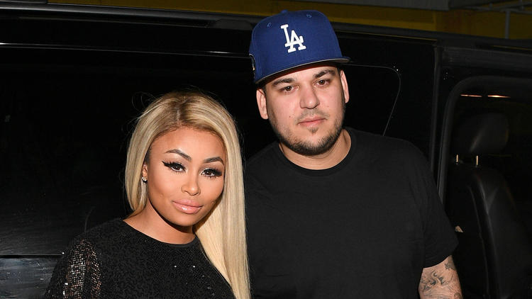 Who is Blac Chyna's new man, Mechie?