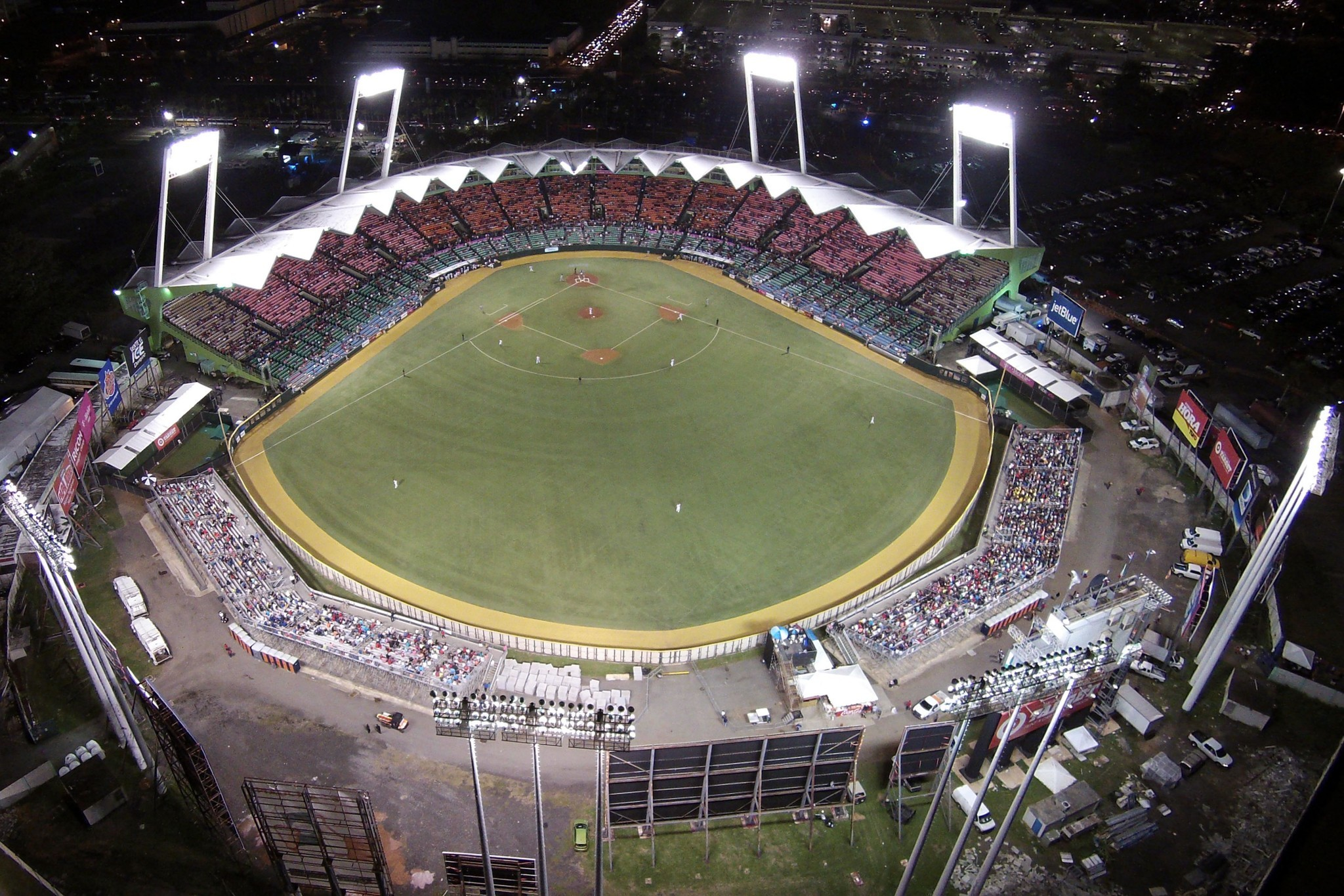 Marlins' games in Puerto Rico relocated to Miami due to Zika concerns