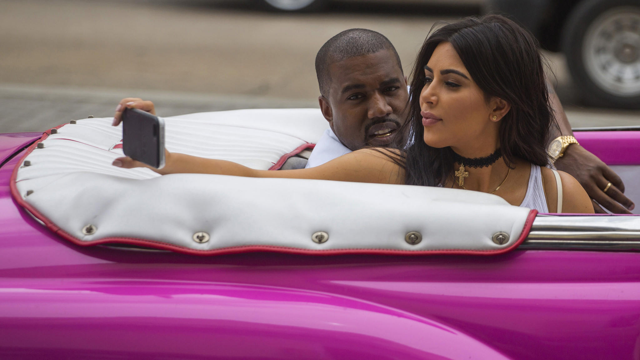 Kardashians' Havana Visit Is Part Of 'a Cruel Trick On The Cuban People,'  Congresswoman Says  La Times