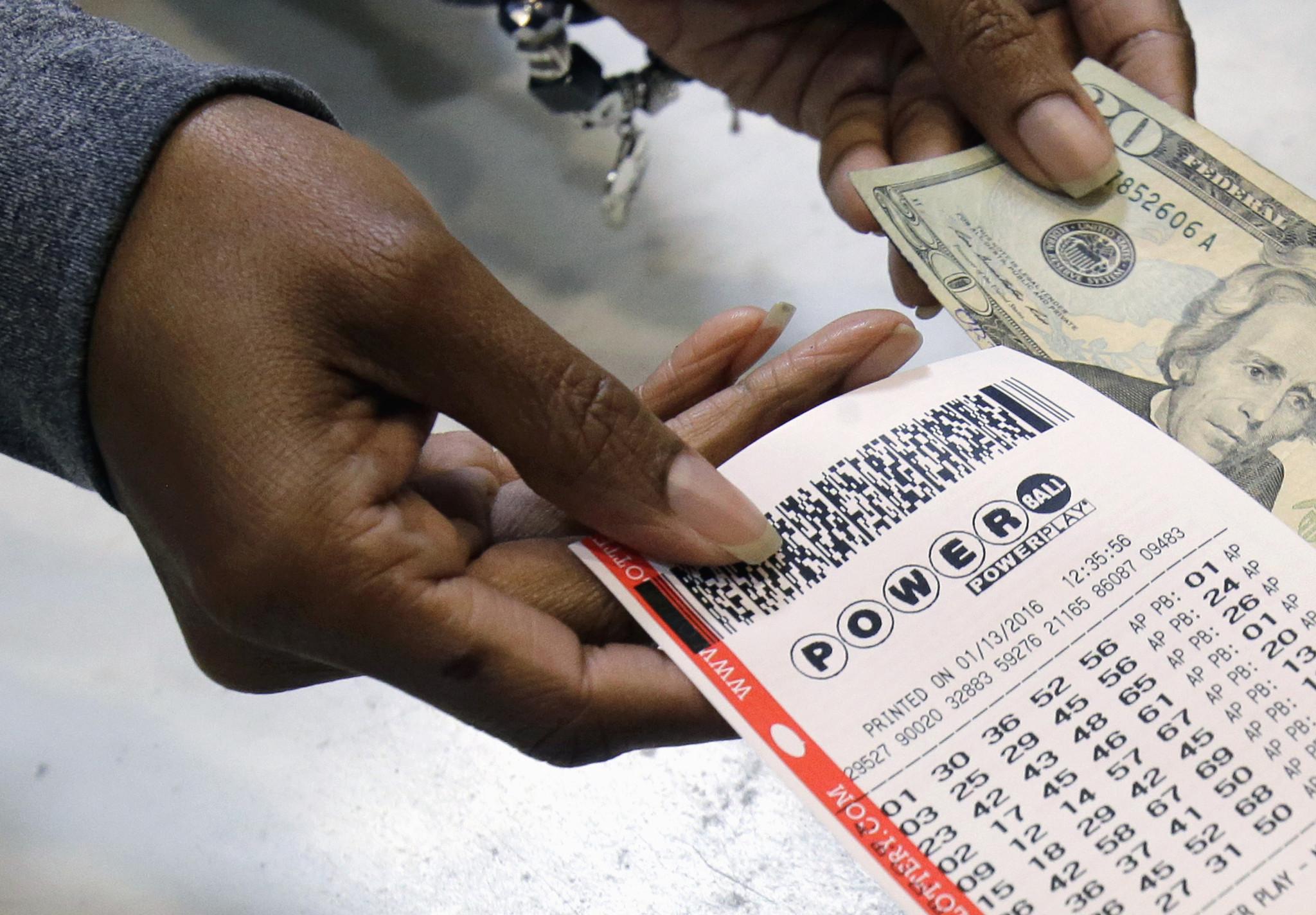 Nj cash five past winning numbers - Winning Powerball Ticket Worth 429m Sold In New Jersey Chicago Tribune
