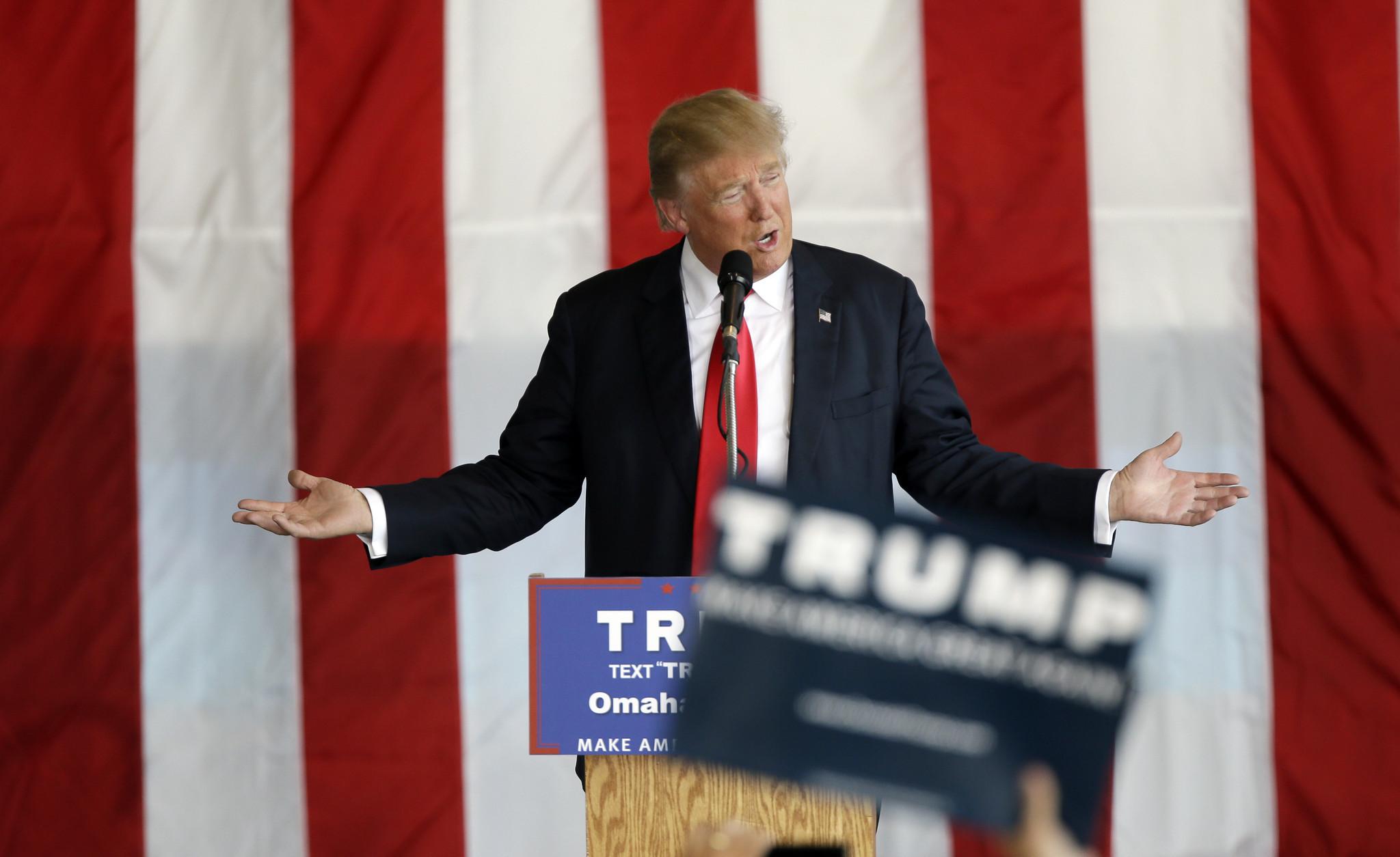 Donald Trump's self-destruction begins