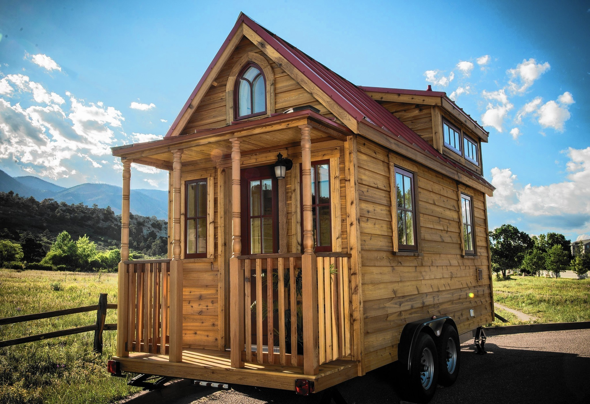 Whats with the tiny house trend Orlando Sentinel