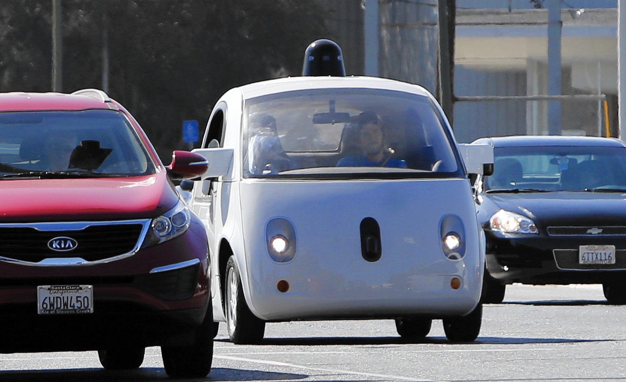 Look Out A Future With Driverless Cars And More Is
