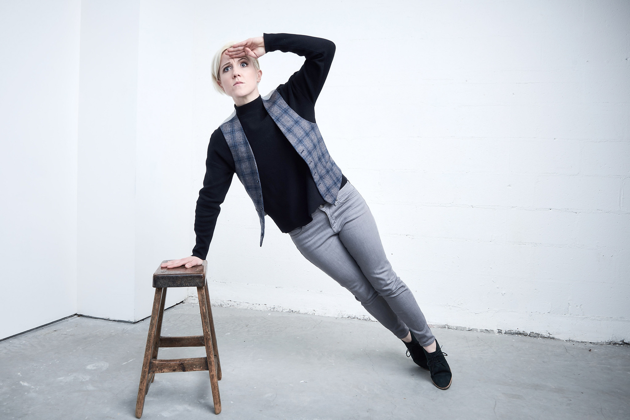 Hannah Hart loves deep-dish pizza, Beyonce and books - RedEye Chicago