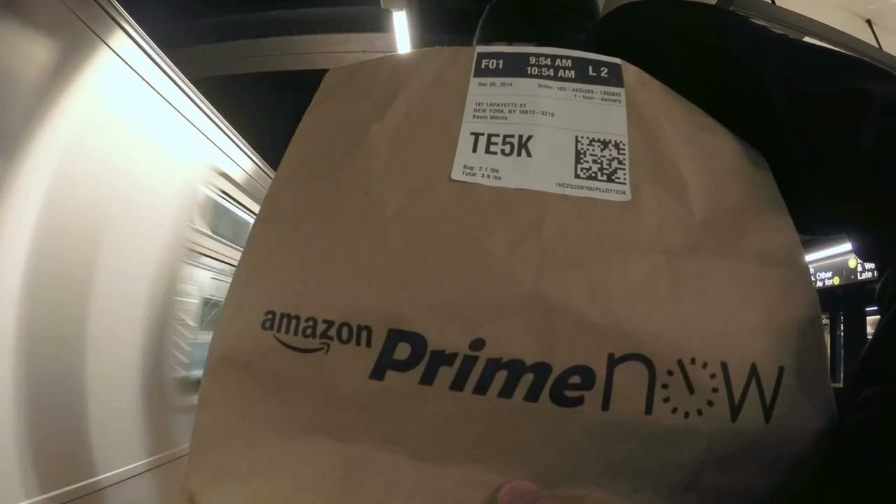 amazon prime now one two hour delivery arrives in orlando orlando sentinel. Black Bedroom Furniture Sets. Home Design Ideas