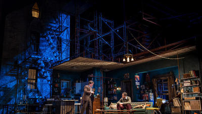 Review: Magnificent 'Sign in Sidney Brustein's Window' is a rediscovered classic