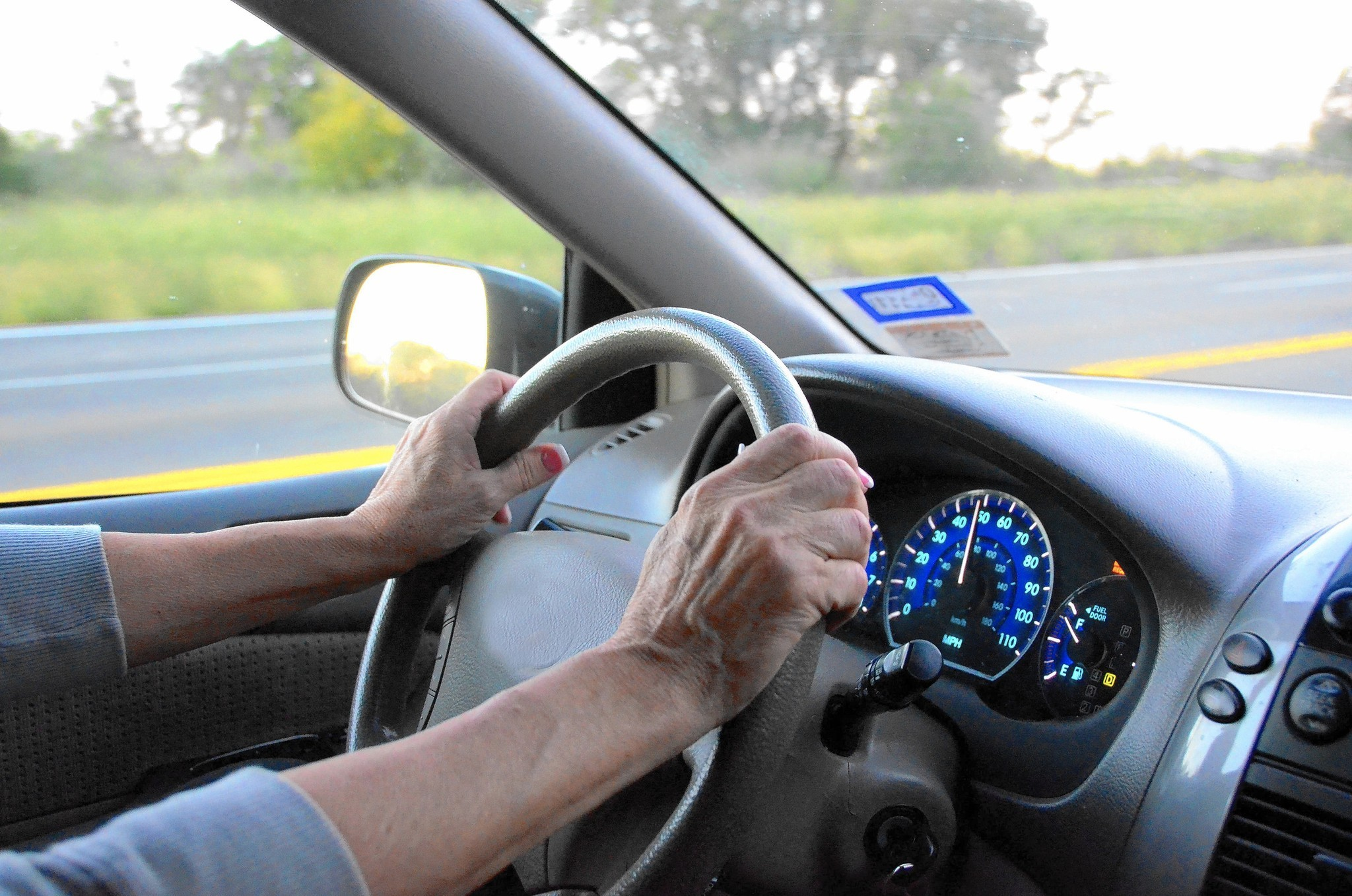 Senior drivers confront proliferation of new car technology