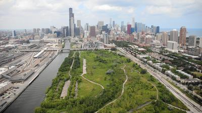 Developer signs deal to build 62-acre neighborhood linking South Loop and Chinatown