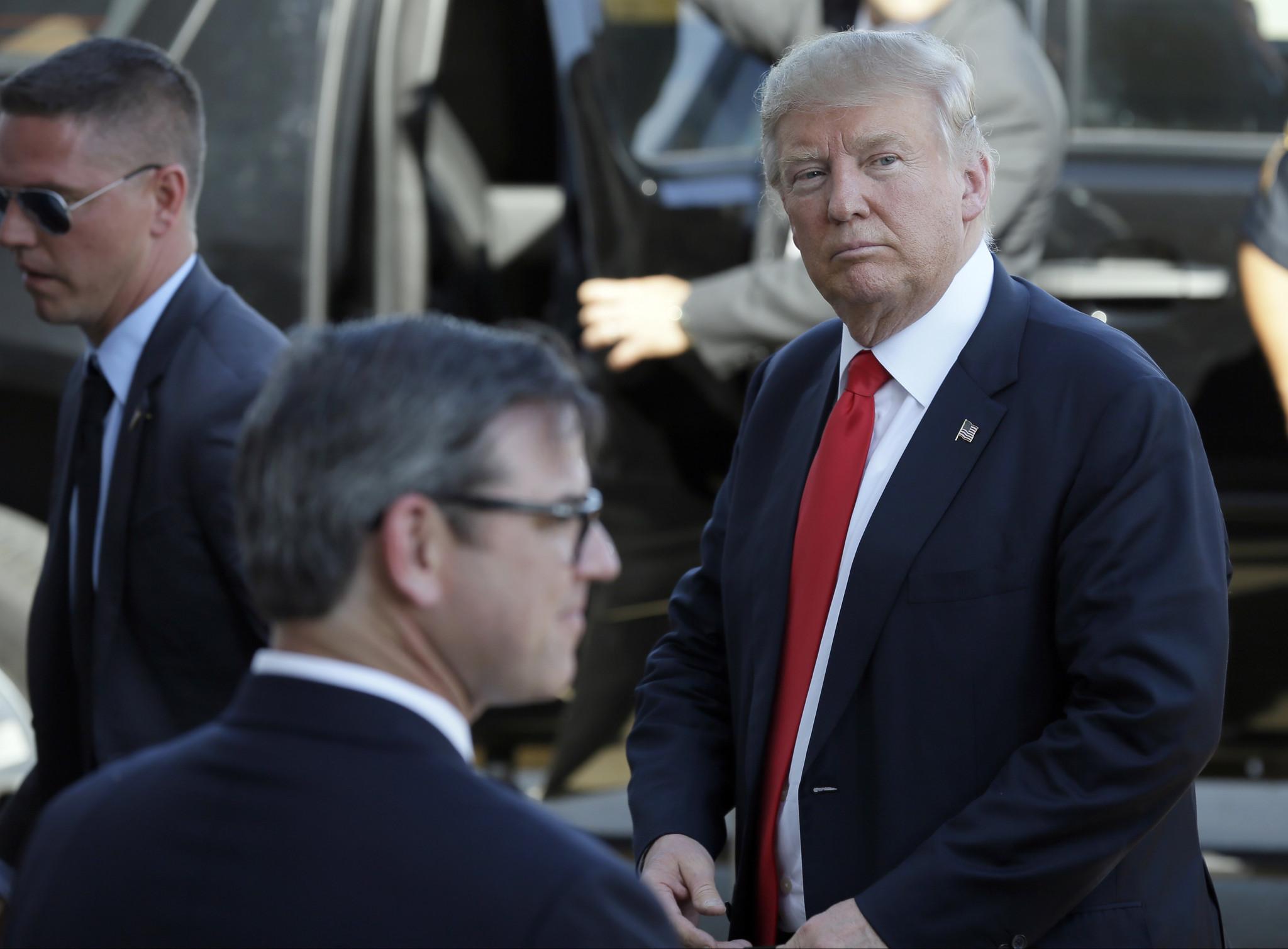 I Saw Donald Trump's Tax Returns You Should, Too Chicago Tribune