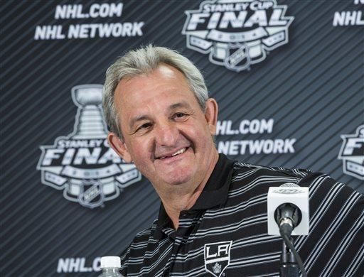 Darryl Sutter And Kings Agree To Terms On New Contract