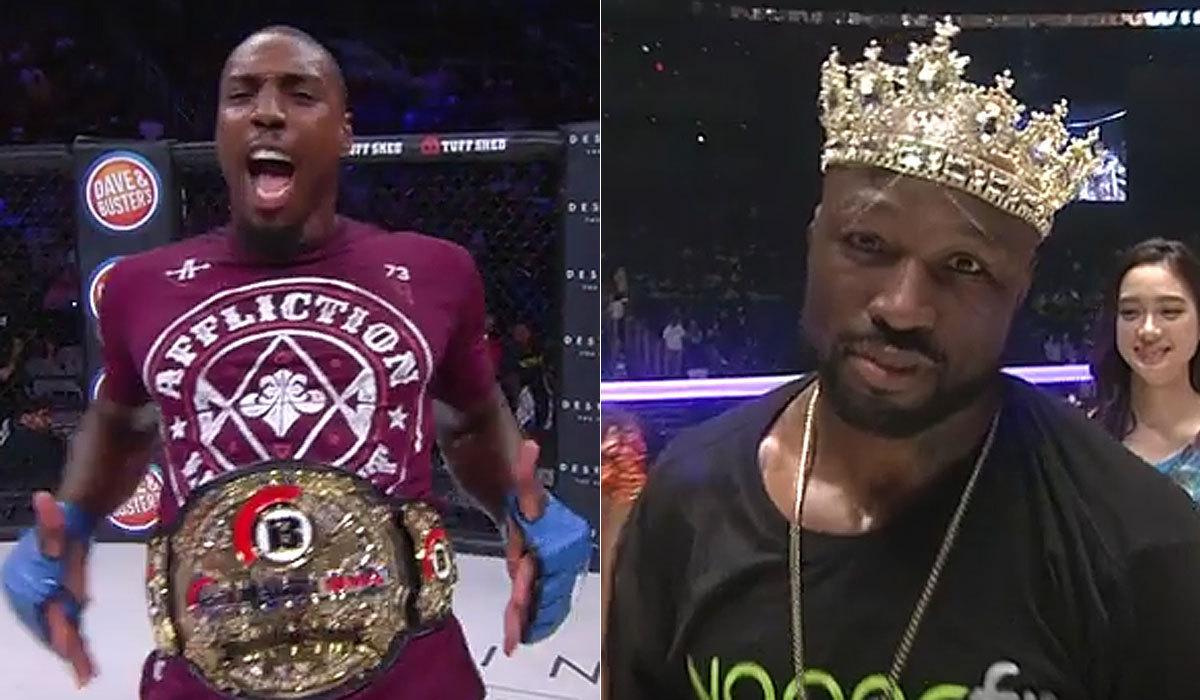 Bellator's Phil Davis-King Mo winner gets Liam McGeary - LA Times