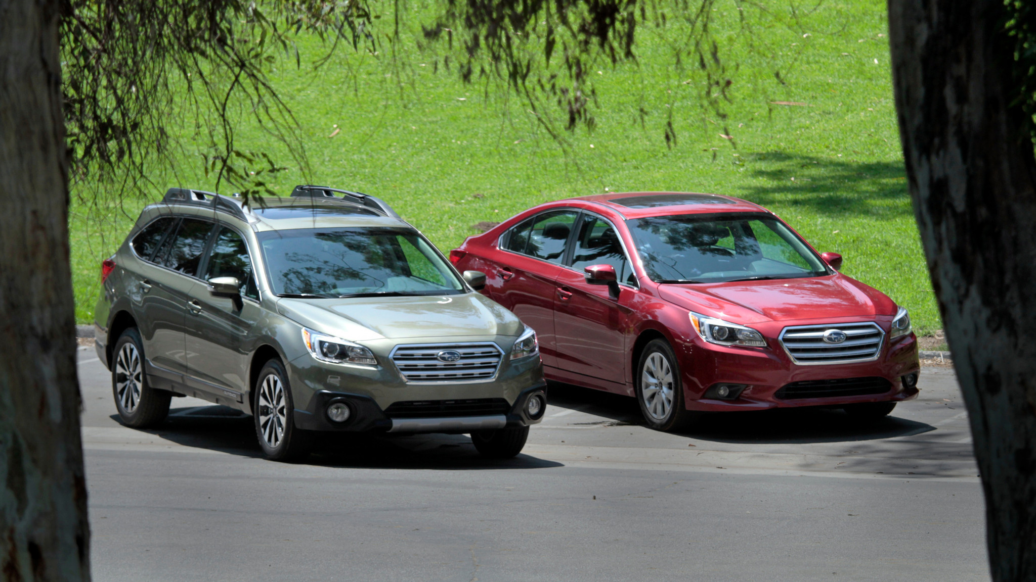 Subaru tells some Legacy and Outback owners: Don't drive them - LA Times