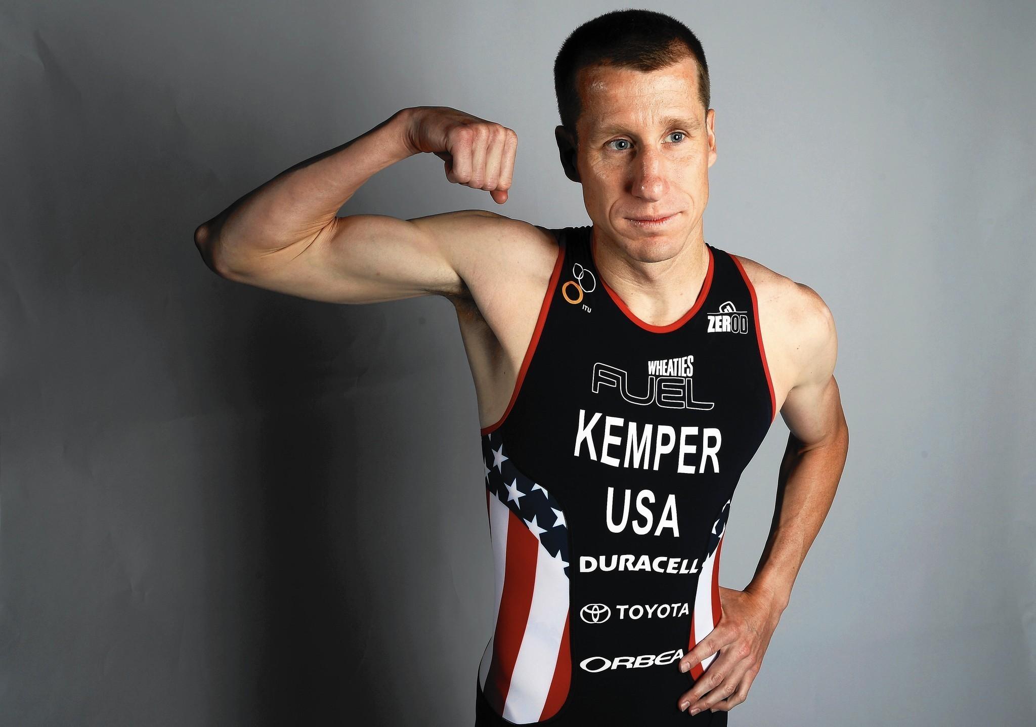 Hunter Kemper won't compete in 5th Olympic triathlon - Orlando Sentinel