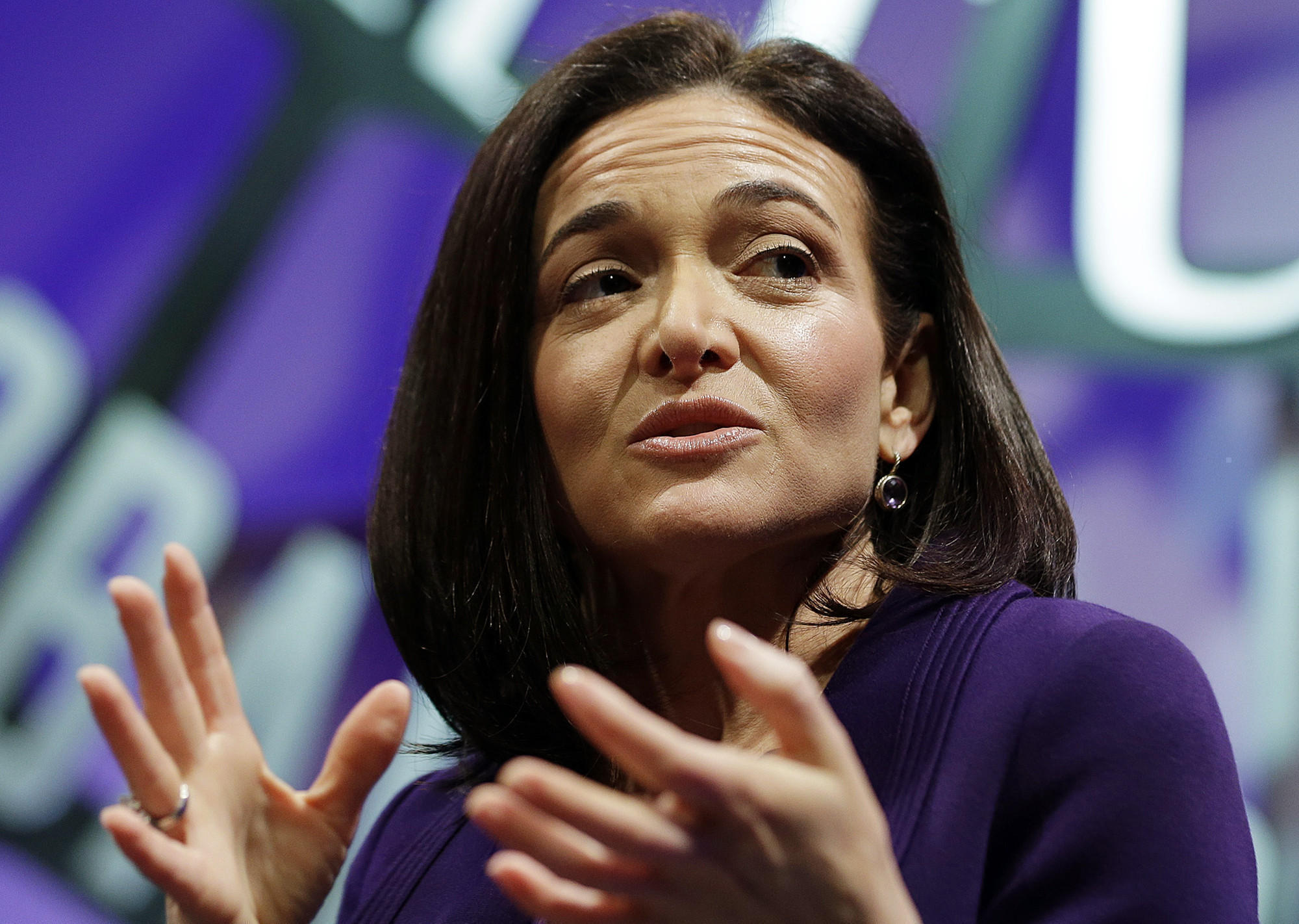 The best of Sheryl Sandberg's powerful UC Berkeley commencement speech about dealing with her husband's death - LA Times
