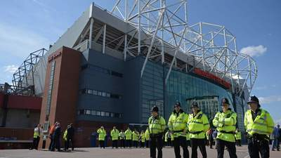 Device at Manchester United stadium 'wasn't viable,' police say - LA Times