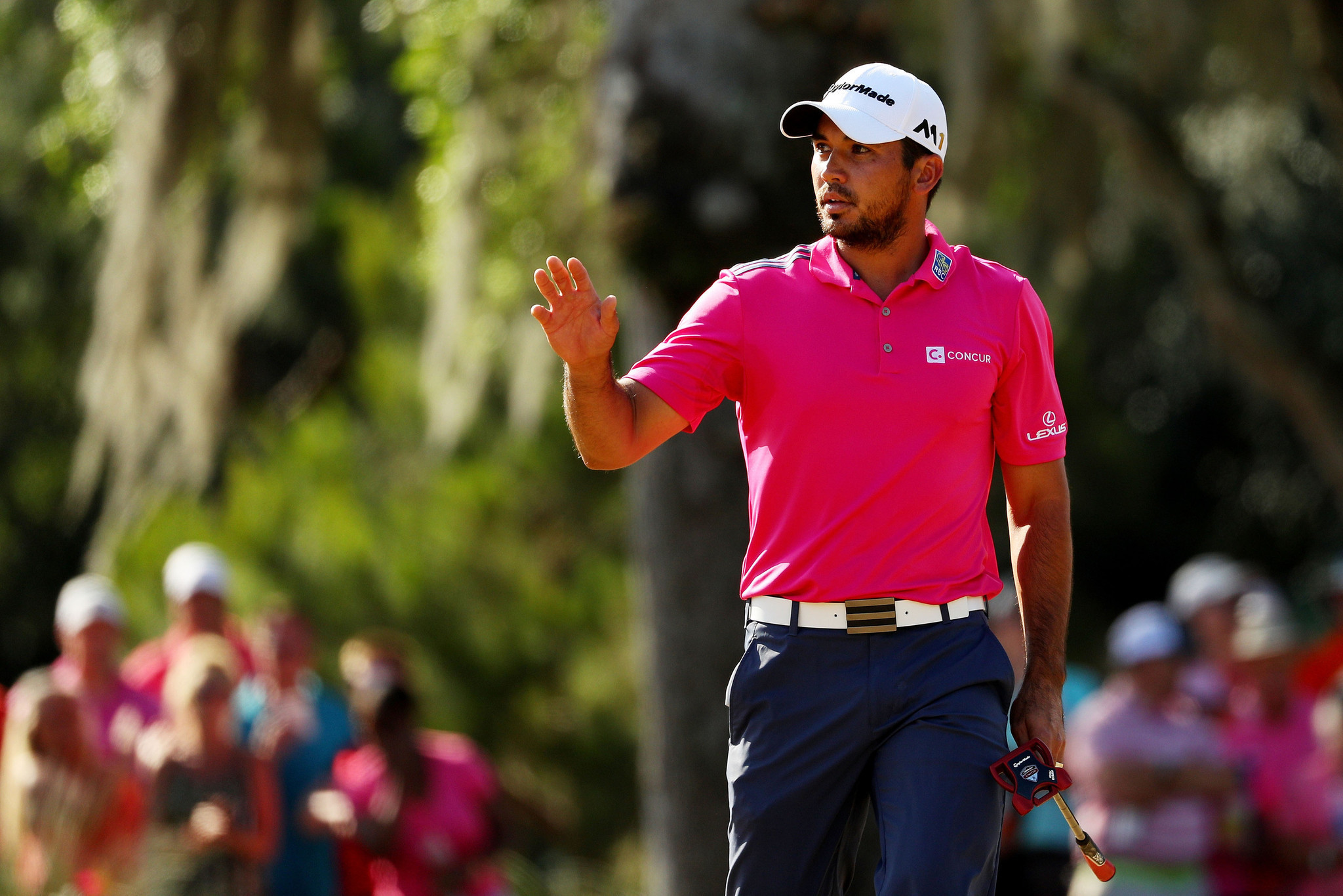 Jason Day bends but doesn't break on the way to winning Players Championship - LA Times