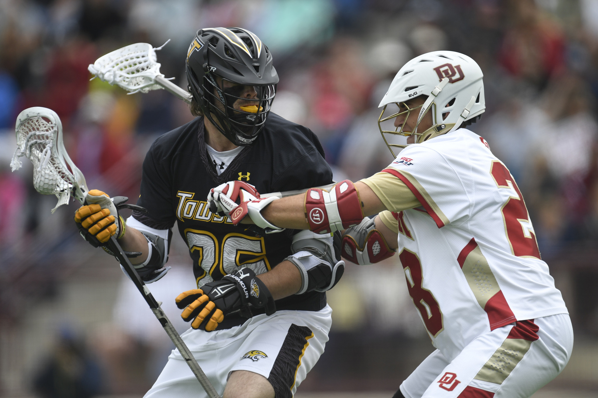 Towson Lacrosse Recruiting