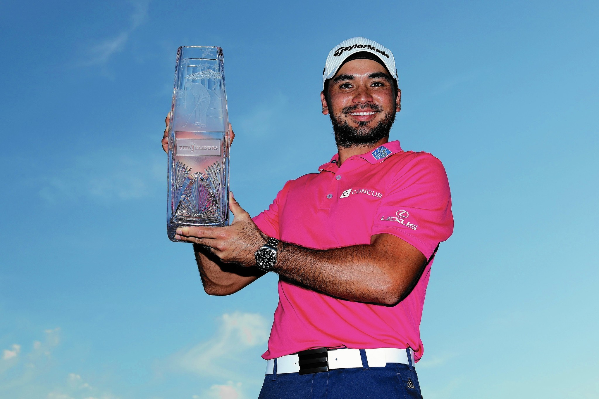 Jason Day overcomes nerves, shaky moments to go wire-to-wire at TPC - Orlando Sentinel
